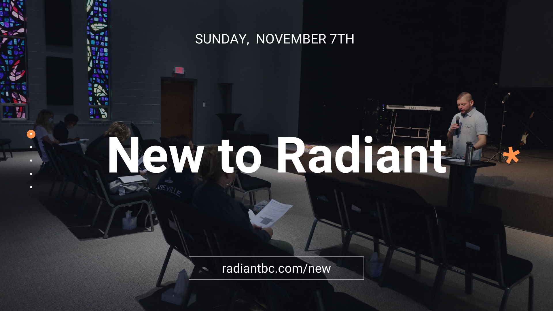 New to Radiant
