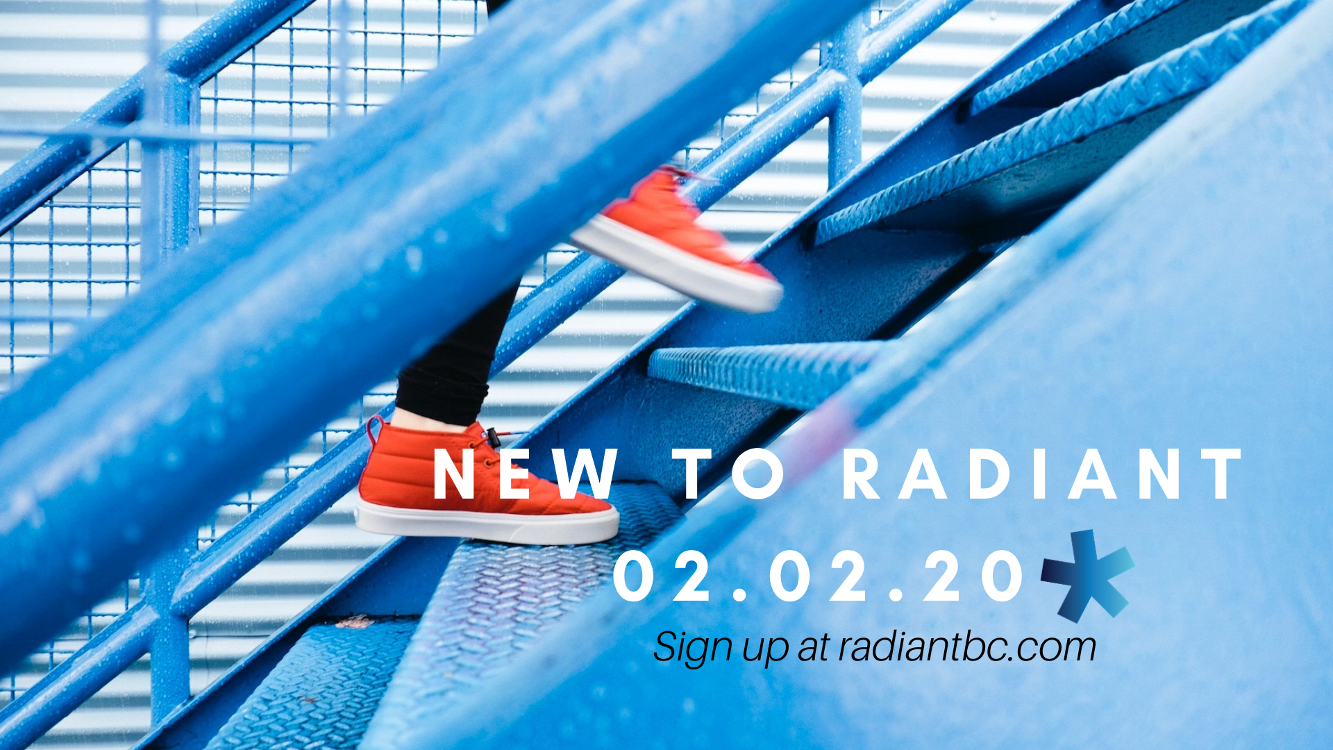 New to Radiant – February 2020