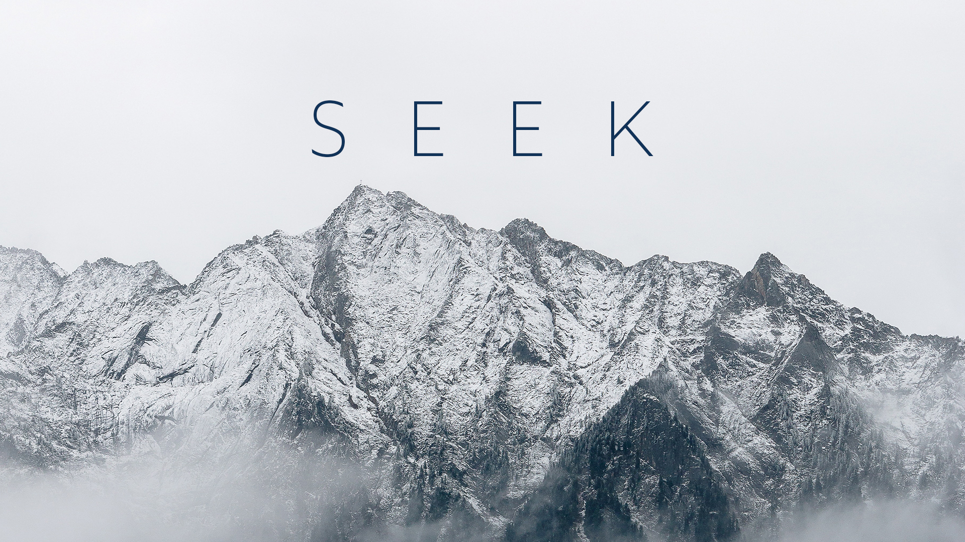 SEEK 2020 Digital Devotional