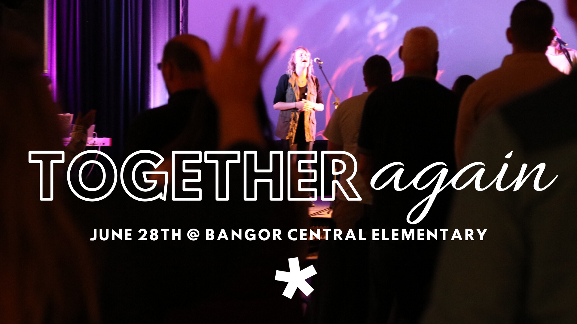 TOGETHER again – What it looks like to begin worshiping together